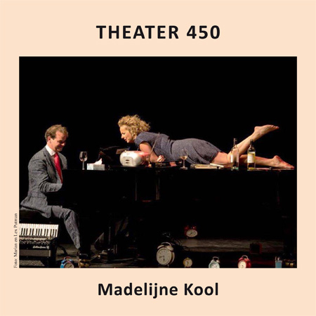 Theater 450: Uitnodiging december 2018