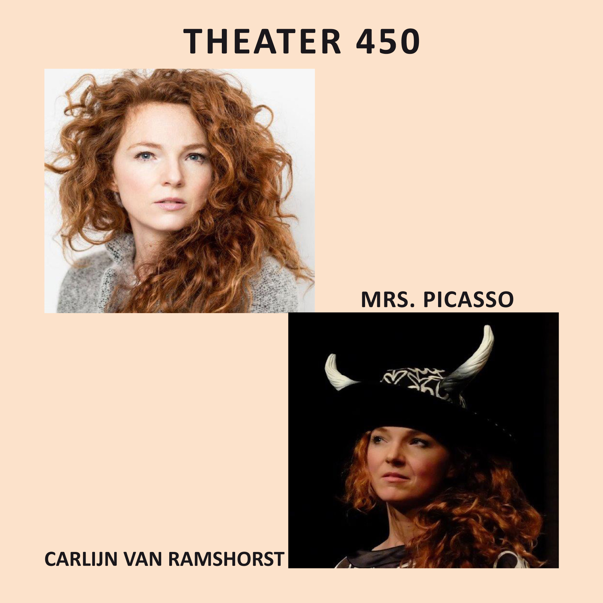 Theater 450: Uitnodiging oktober 2018