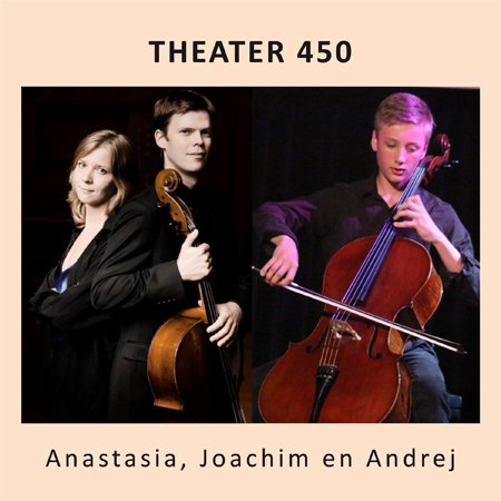 Theater 450: Uitnodiging december 2017