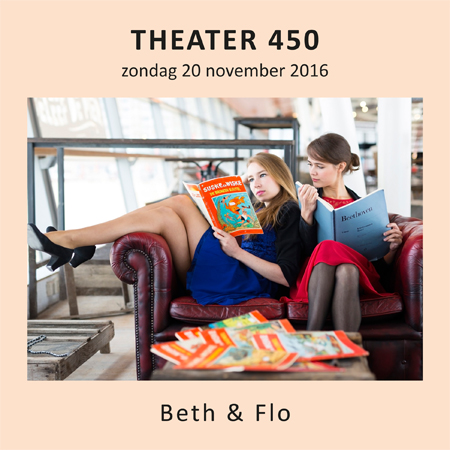 Theater 450: Uitnodiging november 2016