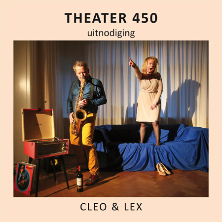 Theater 450: Uitnodiging januari 2017